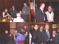 The company's tenth anniversary party on 4th September 2006