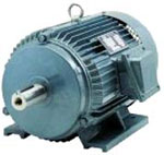 CMG Three-Phase Cast Iron AC Induction Motors