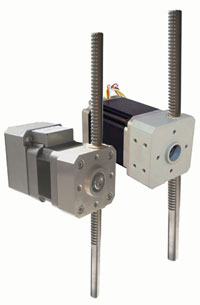 Index Reliance rack actuators