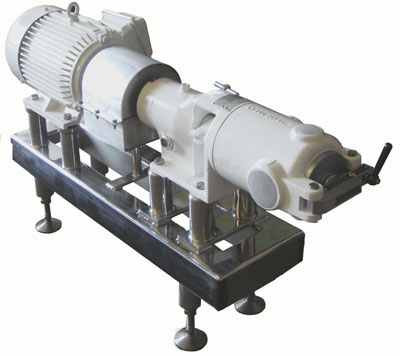 SUP38 Chocolate Screw Pump from SIG (C-WAT)