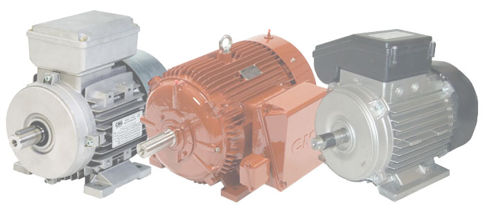 CMG electric motors