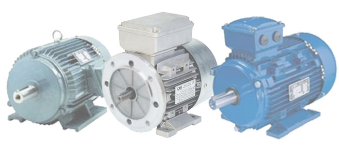 Electric motors - Single and three phase
