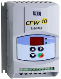 Index - WEG Automation CFW10 series inverters