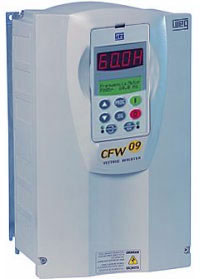 Index - WEG Automation CFW-09 series inverters