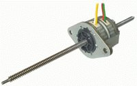 [Small linear actuator, Build no: 7211-2N-46-R016]