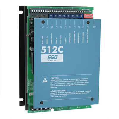 Parker (SSD/Eurotherm) DC Drives